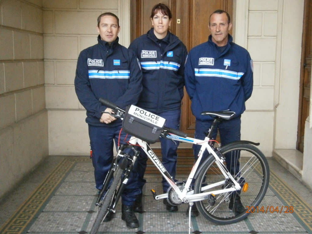 Police Municipale Castillon la Bataille