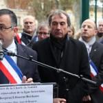 Rassemblement élus train 2 déc 2014 (10)