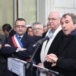 Rassemblement élus train 2 déc 2014 (3)