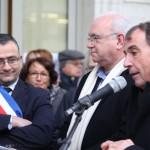 Rassemblement élus train 2 déc 2014 (5)