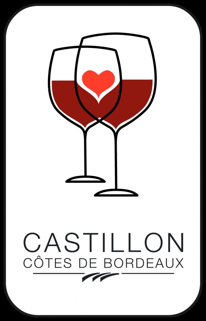 logo castillon côtes de Bordeaux
