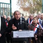 Rassemblement élus train 2 déc 2014 (9)